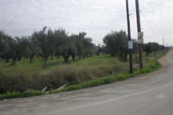 Ε-Ο ΠΑΤΡΩΝ- ΠΥΡΓΟΥ  Επαγγελματικό οικόπεδο 18.200στρ επί της εθνικής