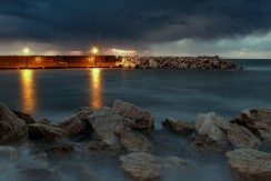 Παραθαλάσσια τουριστική έκταση  41276 ΣΤΡ  στο Παλούκι