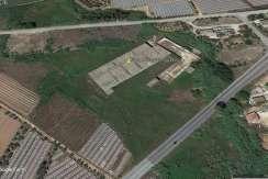 ΝΕΑ ΜΑΝΩΛΑΔΑ Επαγγελματική στέγη σε γήπεδο 17.870 τμ. & κτίρια 7.860 τμ.